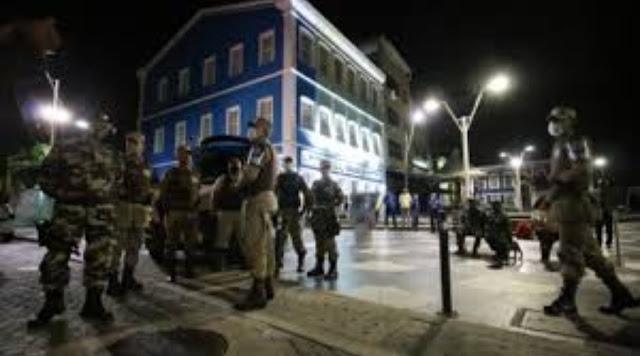 Cidadão que for flagrado na rua após toque de recolher será conduzido à delegacia na Paraíba