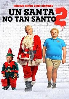 Un Santa no tan Santo 2 en Español Latino