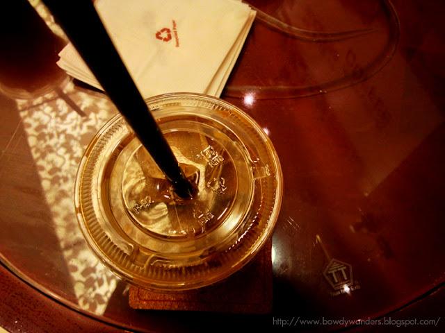 bowdywanders.com Singapore Travel Blog Philippines Photo :: Singapore :: Trung Nguyen Coffee, Marina Bay Sands