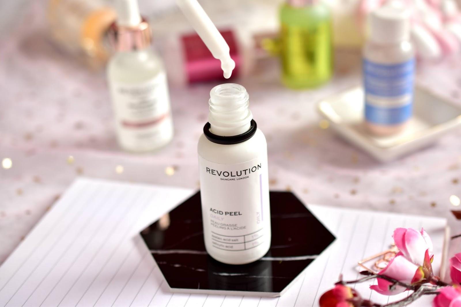 Revolution Skincare Acid Peel azelaic adic