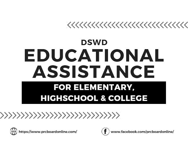 DSWD Scholar