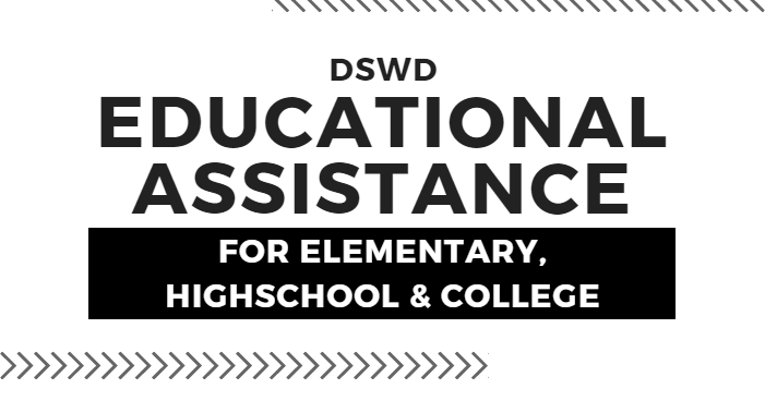 DSWD Educational Assistance for Indigent Students (S.Y