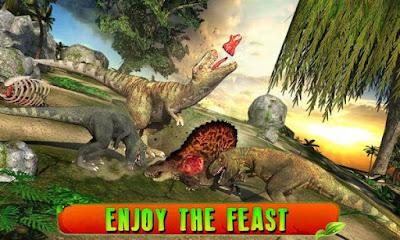 Download Game Ultimate T-Rex simulator 3D Apk