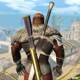 BARBARIAN: OLD SCHOOL ACTION RPG_fitmods.com