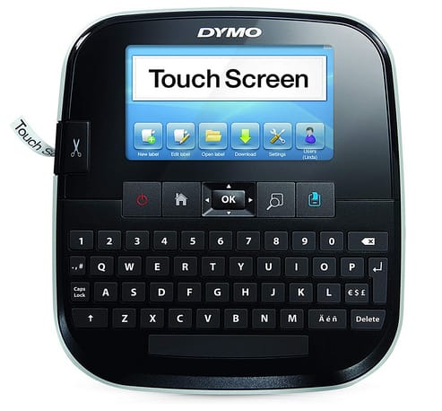 DYMO 1790417 500TS Full-Colour Touch Screen Label Maker