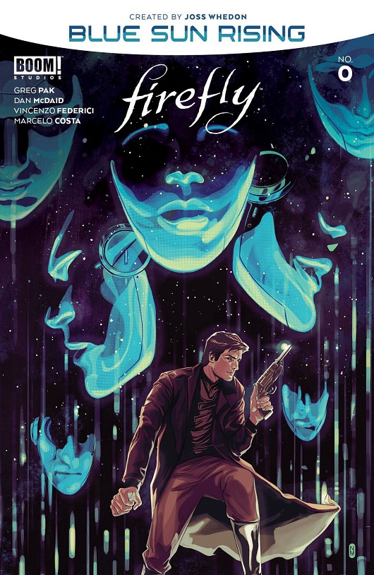 Cover of Firefly Blue Sun Rising #0