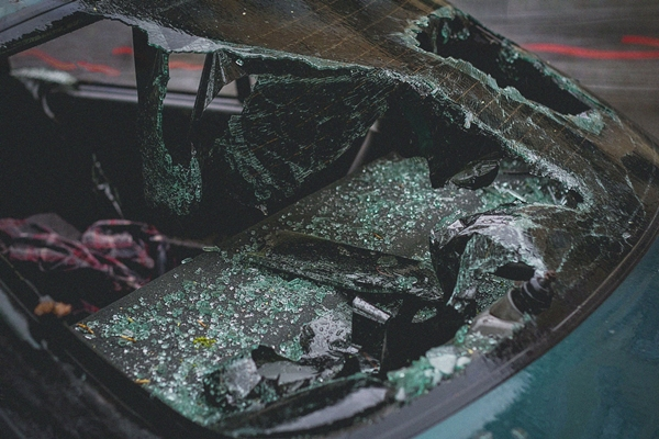 Car, Car Accident, Car Accident on Highway, Driving Tips, Lifestyle