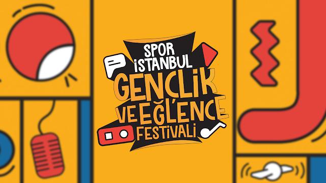 Spor İstanbul Gençlik ve Eğlence Festivali için geri sayım başladı