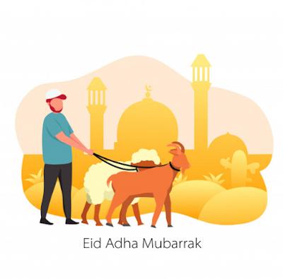 eid ul adha after hajj