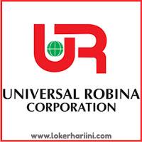 Lowongan Kerja PT URC Indonesia Terbaru 2021