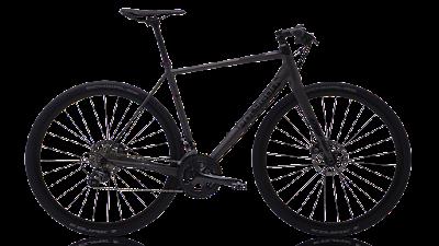 Harga sepeda polygon Bend FX4 Charcoal terbaru.
