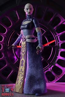 Star Wars Black Series Asajj Ventress 02