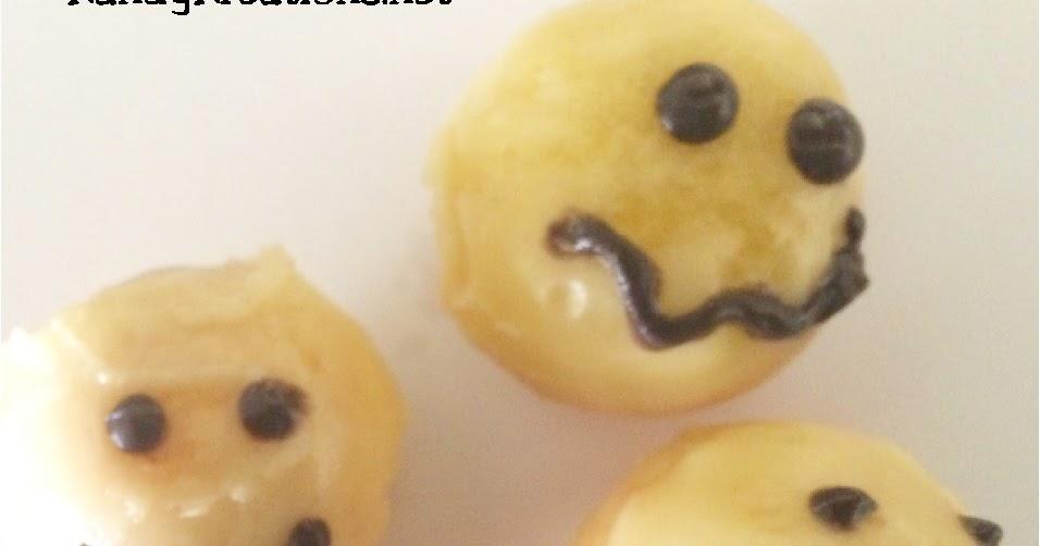 Emoji Donut Holes Diy Party Mom