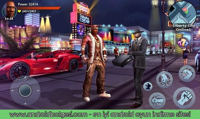 Auto Theft Gangsters Hile