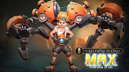 Càng về cuối trận Max càng có vẻ tận dụng nhiều nhất khả năng di chuyển linh hoạt của bản thân