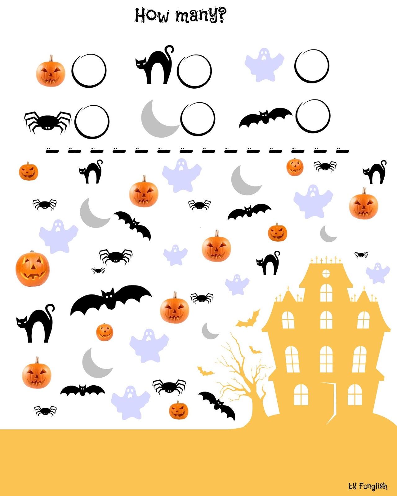 Funglish Gar Pomys Ow Na Halloween