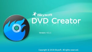 iSkysoft DVD Creator 5.0.1.24 Multilingual Full Version