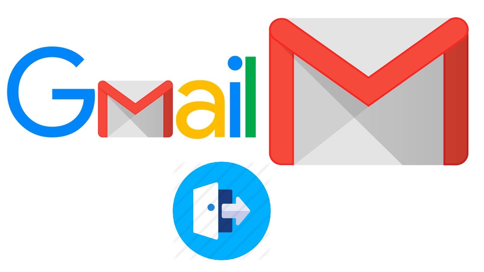 cara log out akun gmail