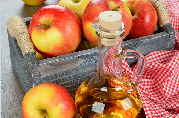 What are the benefits of apple cider vinegar for ?