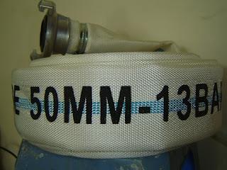 Vòi chữa cháy D50 - 13 bar TQ 5.0kg có khớp nối