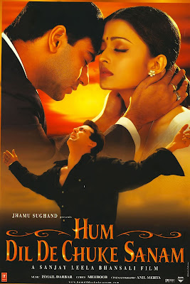 Hum Dil De Chuke Sanam 1999 Hindi 480p WEB HDRip 550Mb x264