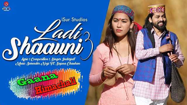 Ladi Shaauni 3 Remix Song mp3 Download - Inderjeet