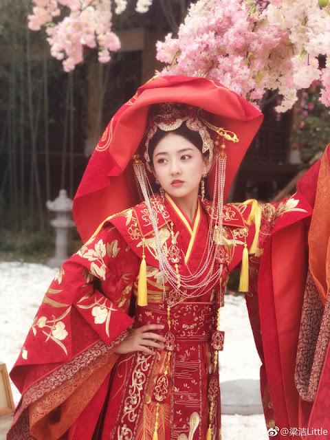 The Eternal Love 2 wedding Liang Jie