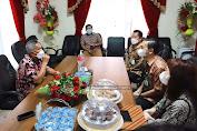 Bupati FDW Lakukan Audiens LPMP Sulut Bahas  Diklat Calon Cakep