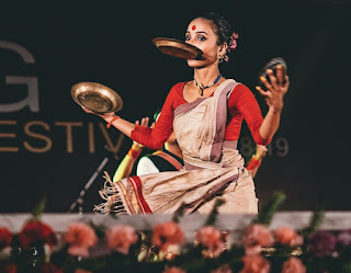 Dwijing Fest - Bihu Dance