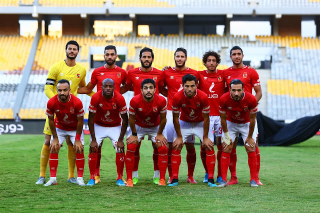 رمضان صبحي يزين قائمة المارد الأحمر لملاقاة الزمالك في مباراة السوبر
