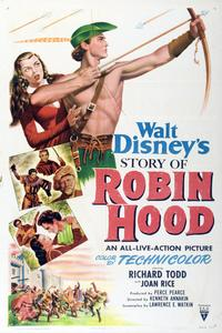 Watch The Story of Robin Hood and His Merrie Men Online Free in HD