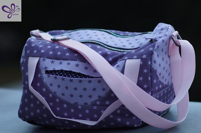 Kindersporttasche Yari von Frau Scheiner, Sternenliebe