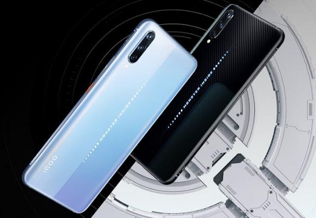 Smartphone Gaming Vivo iQOO Pro 5G di Indonesia