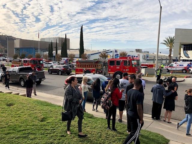 Tiroteio em escola na Califórnia deixa dois mortos e feridos