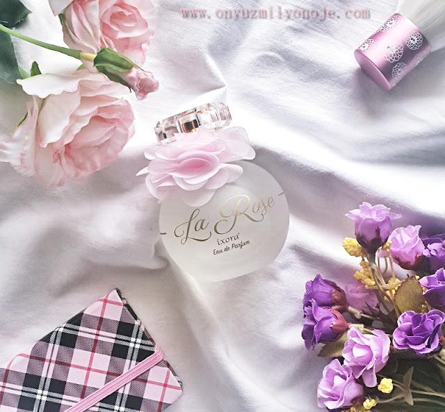 İxora Mystical Garden La Rose Parfüm