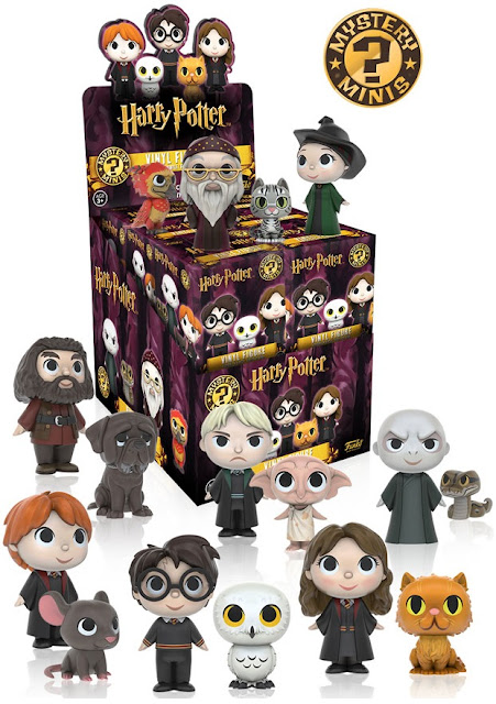 Harry Potter Mystery Minis Blind Box Series by Funko