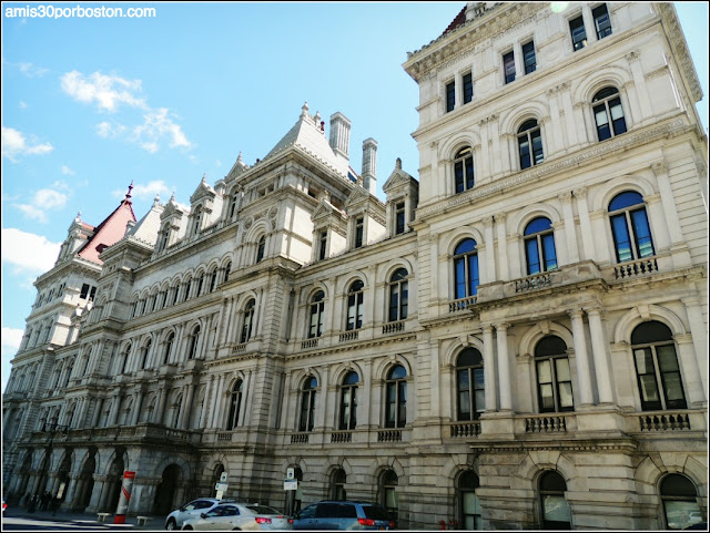 New York State Capitol, Albany