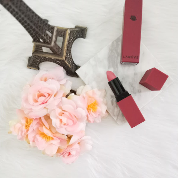 Laneve Rose Velvet Lipstick - Dried Rose