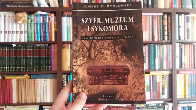(613) Szyfr, muzeum i sykomora - czyli gdzie jest skarb prapradziadka