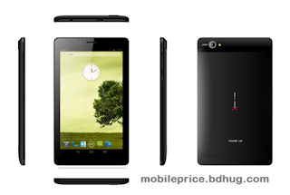Symphony Xplorer T7 PRO Feature, Specification, Price In Bangladesh