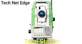 Total-Station-survey
