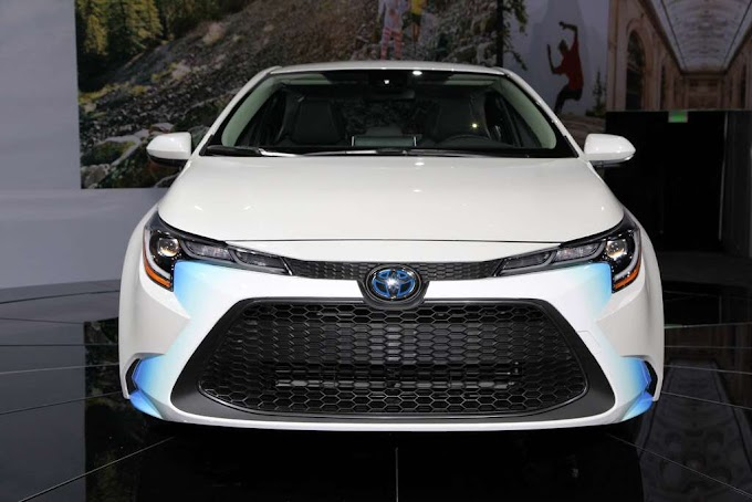 2020 Toyota Corolla Hybrid Price In USA | Top Speed | Features | Specification | Images