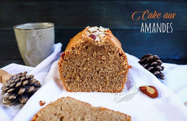 cake amande sans gluten
