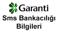 Garanti Bankası 3340 Sms Bankacılığı