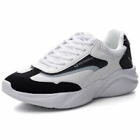 Alpine Swiss Stuart Mens Chunky Sneakers Retro Platform Dad Tennis Shoes