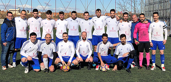 Liga Local Fútbol Aranjuez