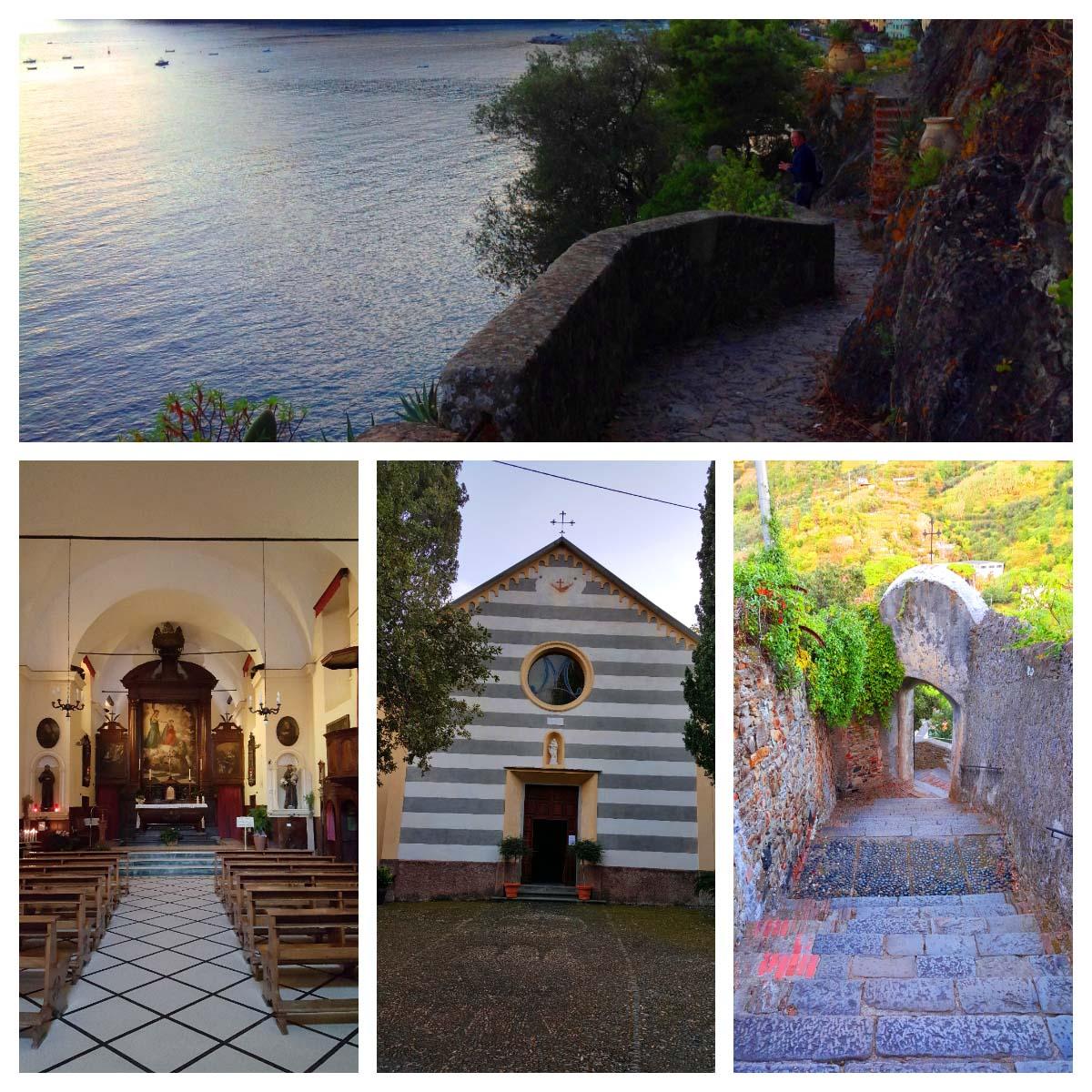 Monastério dos Capuchinhos e Igreja de San Francesco, Monterosso