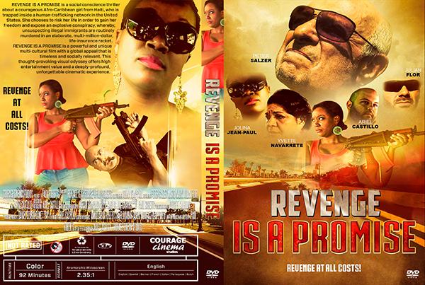Revenge Is a Promise DVD Cover