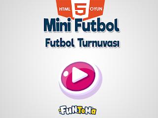 Funtoma Mini Futbol Oyunu