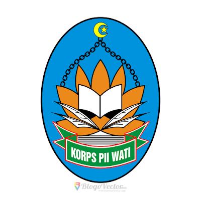 Korps PII Wati Logo Vector